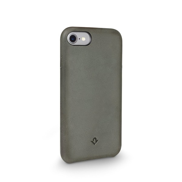 Twelve South Relaxed Leather for iPhone 8/7/6S - Khaki, 12-1640
