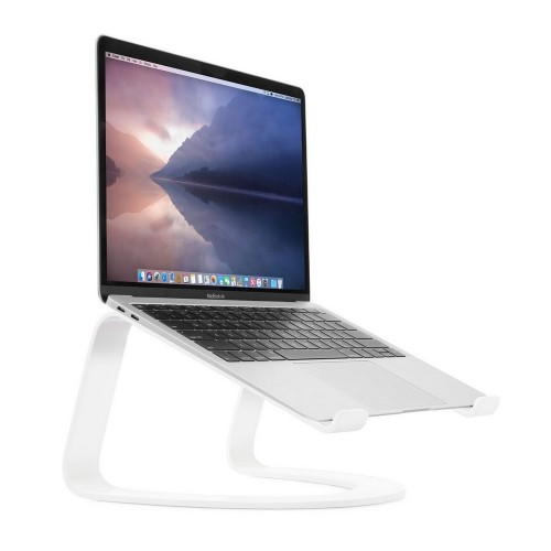 Twelve South Curve for MacBook - White