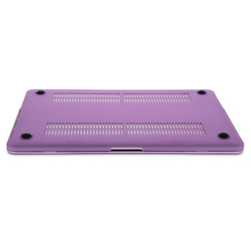NewerTech NuGuard Snap-On Laptop Cover for MacBook Air 11-Inch Models -  Purple, NWT-MBA-11-PU