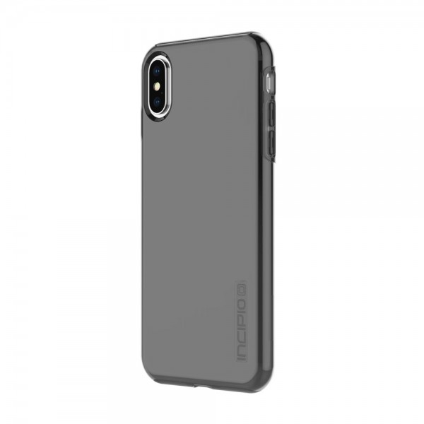 Incipio DualPro Pure Case for iPhone X - Smoke, IPH-1635-SMK