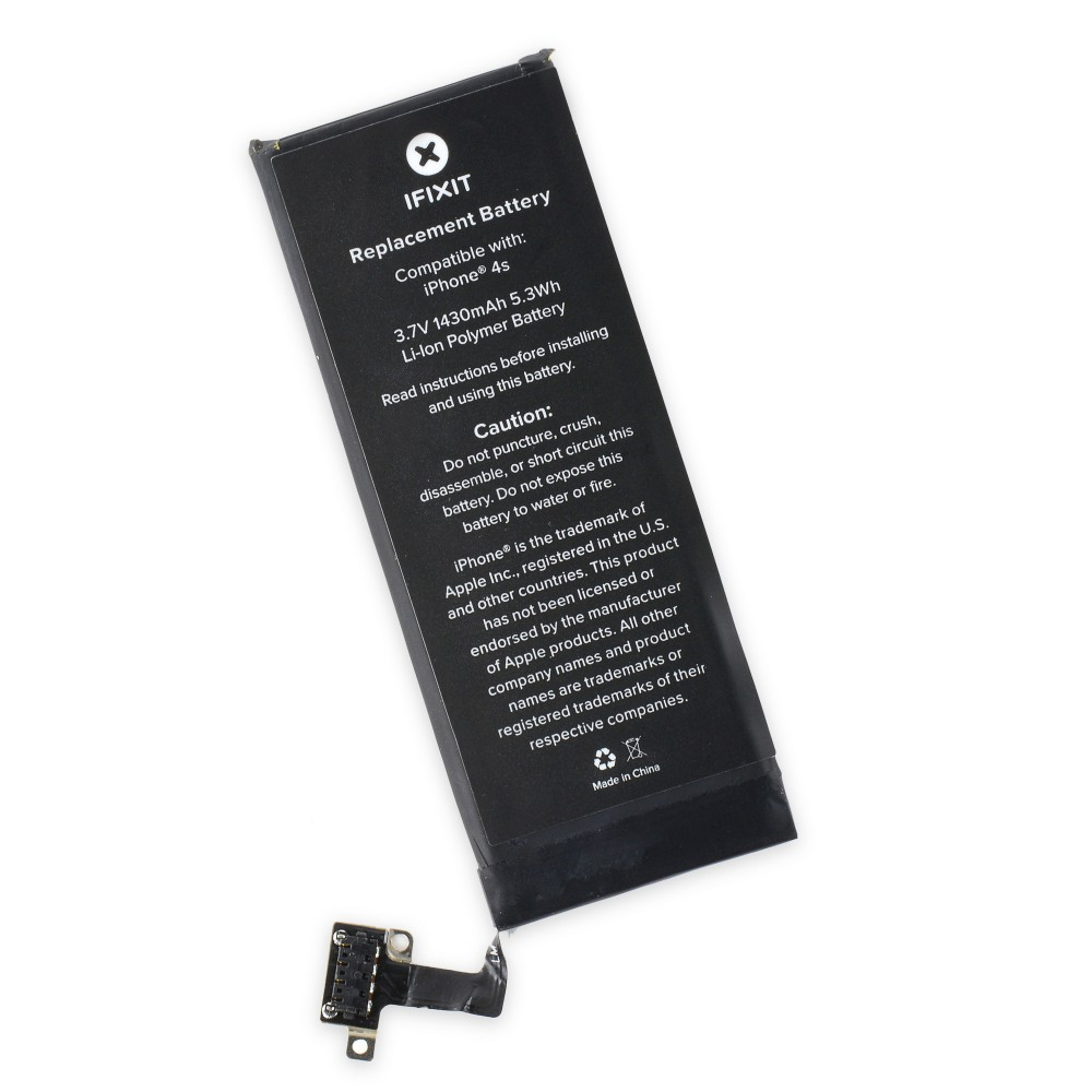 iFixit iPhone 4S Replacement Battery, IF115-005-1