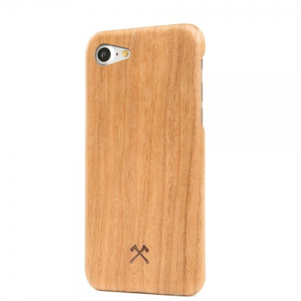 Woodcessories - EcoCase Slim - iPhone 7/8/SE (2nd Gen) - Cherry, eco139