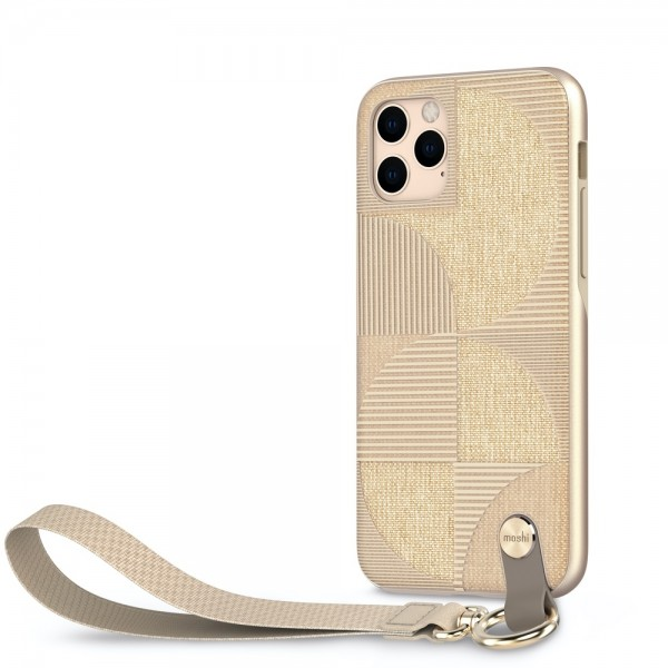 Moshi Altra for iPhone 11 Pro (SnapTo) - Beige, 99MO117303