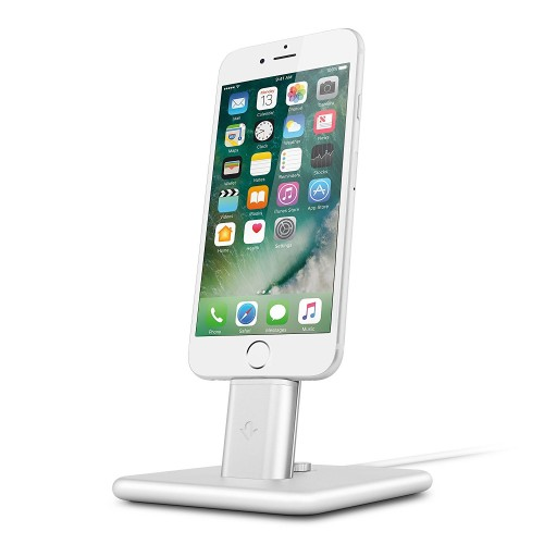 Twelve South HiRise Deluxe 2 for iPhone & iPad - Silver