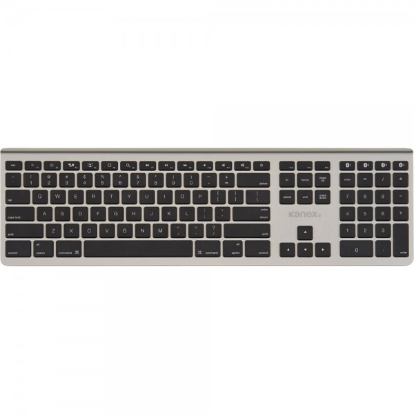 Kanex MultiSync Wireless Keyboard for Mac & iOS, KAN-BTKEY