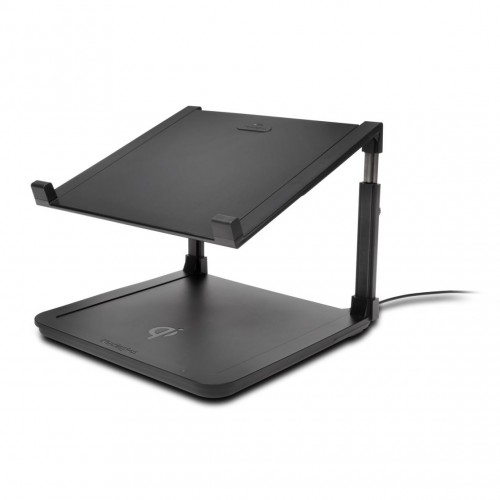 Kensington SmartFit Laptop Riser with Qi Wireless Charging Pad
