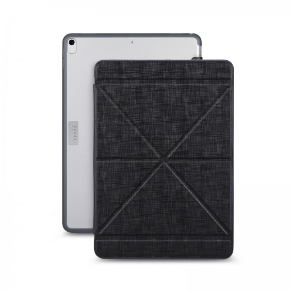 "Moshi VersaCover for iPad Pro / iPad Air 3 10.5"" - Black, 99MO056006"