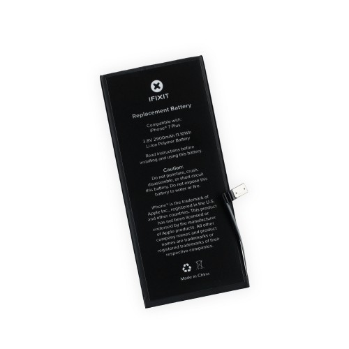 iPhone 7 Plus Replacement Battery, New, Part Only