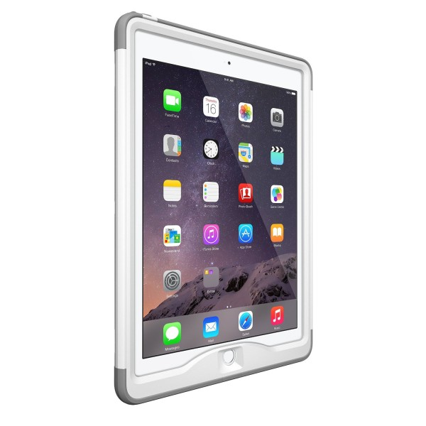 LifeProof NÜÜD iPad Air 2 Waterproof Case - Avalanche, 77-50777