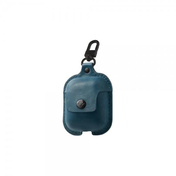 Twelve South AirSnap for AirPods - Deep Teal, 12-1804