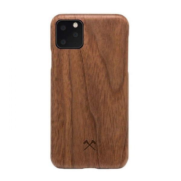 Woodcessories EcoCase Slim for iPhone 11 Pro Max - Walnut, eco312