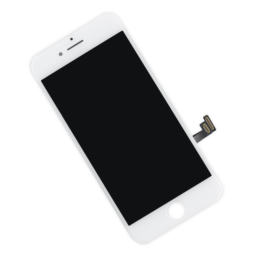iFixit iPhone 7 LCD Screen and Digitizer, Part Only - White, IF332-006-2