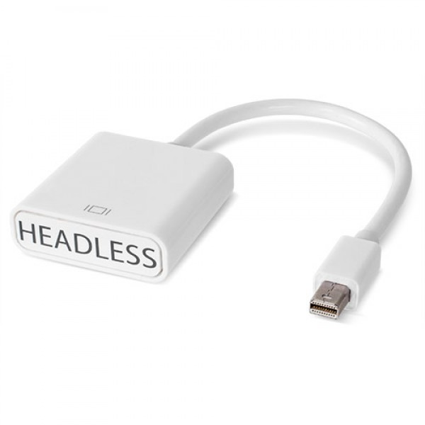 NewerTech Headless Mac Video Accelerator, NWTCBLMDPHEAD