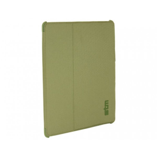 STM Skinny Compact Folio-Style Case and Screen Cover for iPad 2 : Sage, *STM-SKINNY-SAG