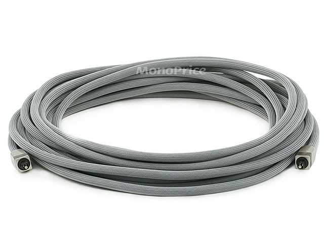 10.7m Premium Optical Toslink Cable w/ Metal Fancy Connector, TOS-2831