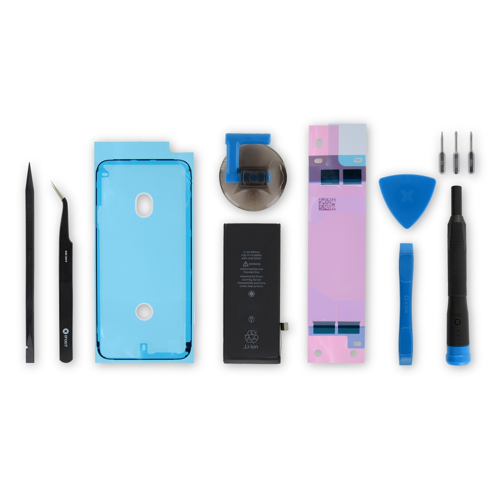 iFIxit iPhone 8 Replacement Battery, Fix Kit - New, IF371-001-4