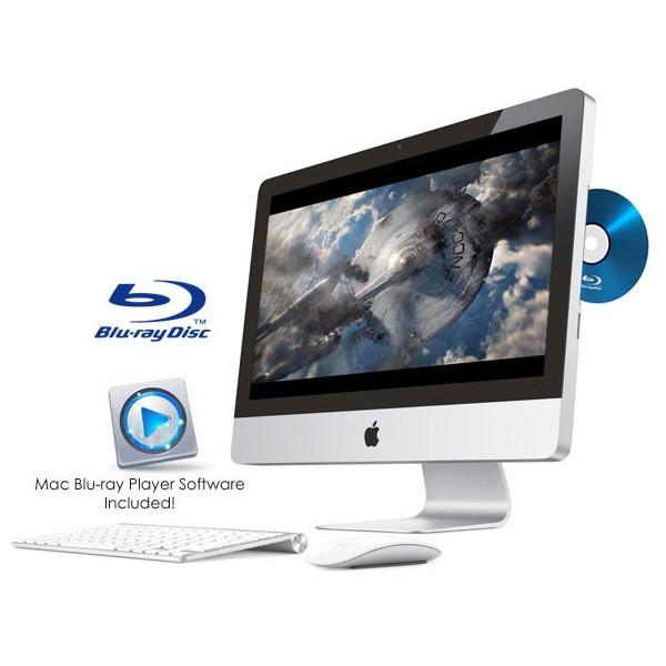 MCE Internal Blu-ray Player / SuperDrive for iMac (Early 2009 - Mid 2011), IMACMINIALSBDC4