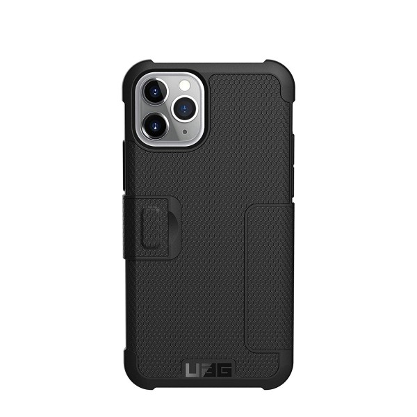 UAG Metropolis for iPhone 11 Pro Feather-Light Rugged, Military Drop Tested Case -  Black, 111706114040