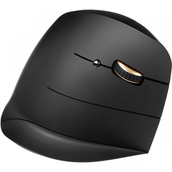 Evoluent Wireless VerticalMouse C Right - Black, EVVMCRW