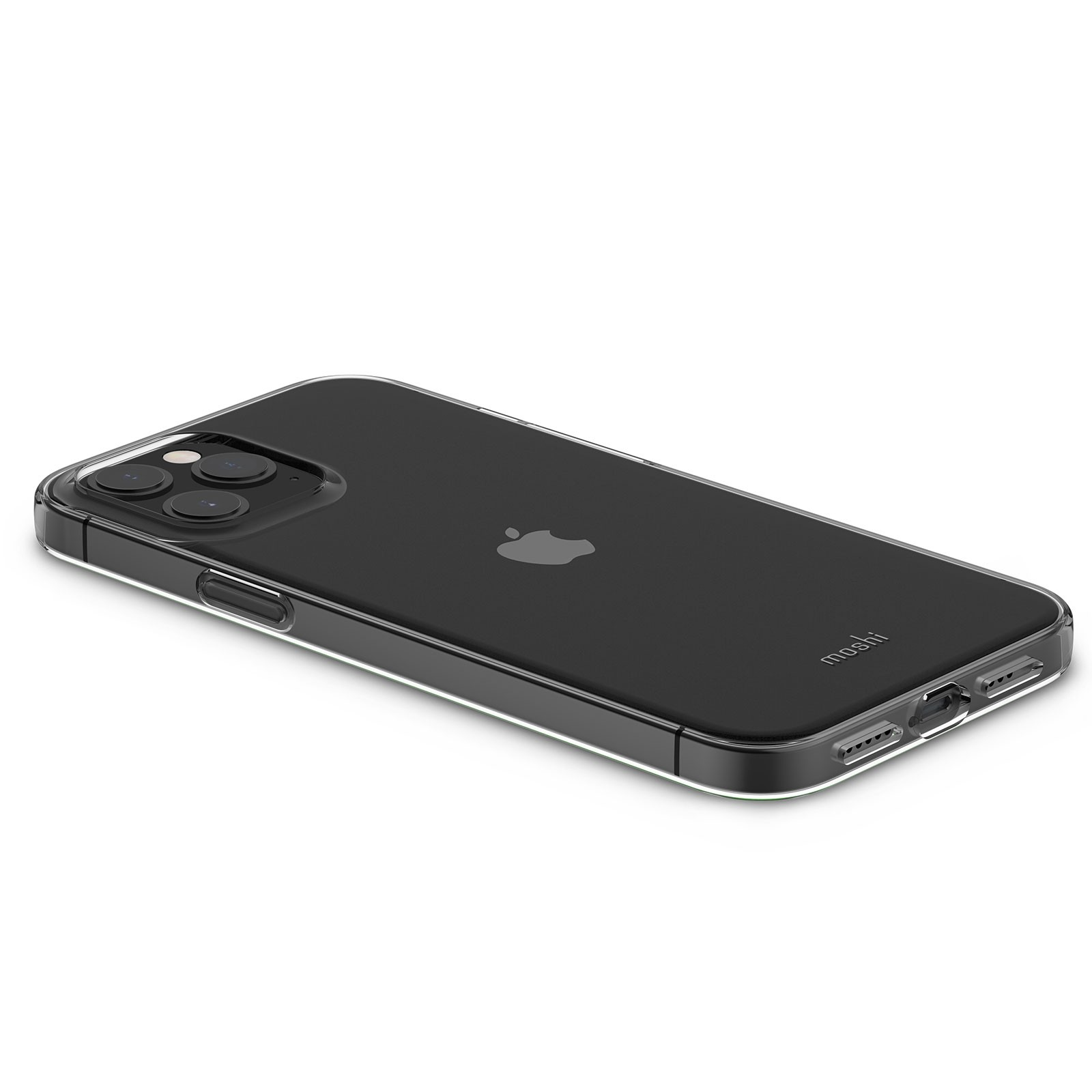 Moshi Vitros Clear Case for iPhone 12 Pro Max - Crystal Clear, 99MO128903