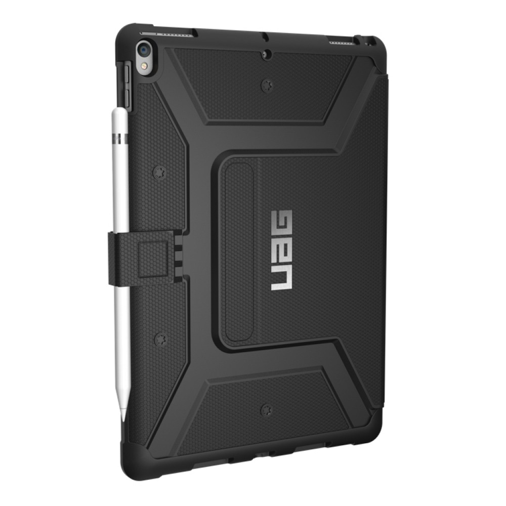 "UAG Urban Armor Gear Metropolis Series Case for iPad Pro 10.5"" - Black, U-IPDP10.5-E-BK"