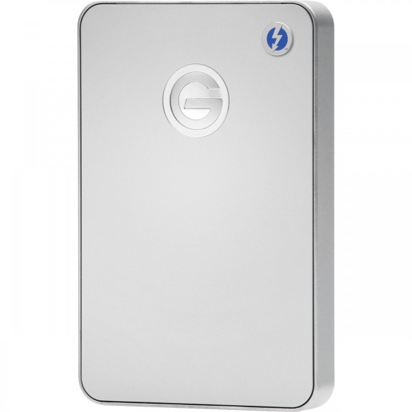 G-Technology 1TB G-Drive Mobile Hard Drive with Thunderbolt, 0G03040