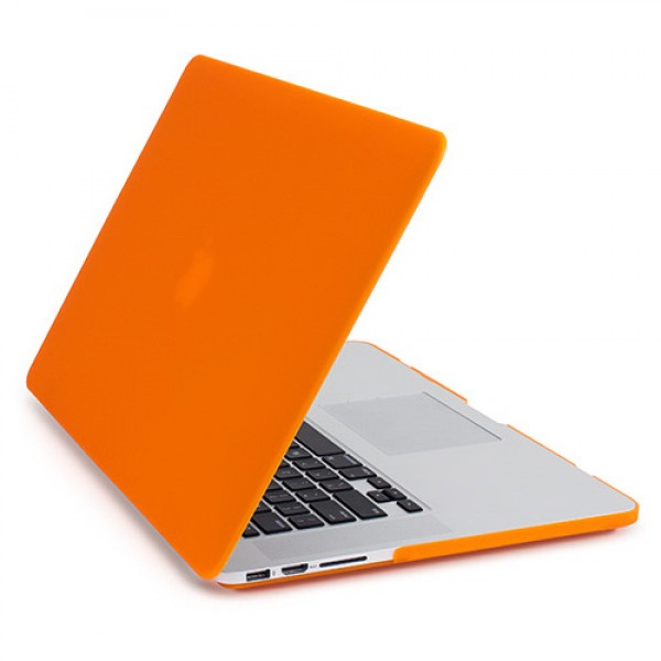"NewerTech NuGuard Snap-On Laptop Cover for 13"" MacBook Pro with Retina Display - Orange, NWTNGSMBPR13OR"