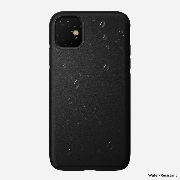 Nomad - Leather Case Active - iPhone 11 - Black, NM21X10RW0