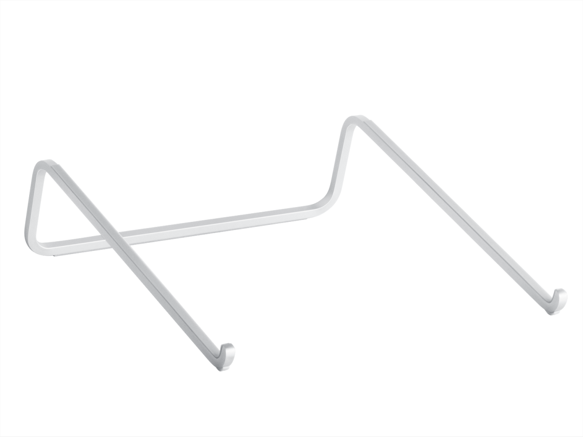 Rain Design mBar stand for MacBook and Laptops - Silver, RAI10080
