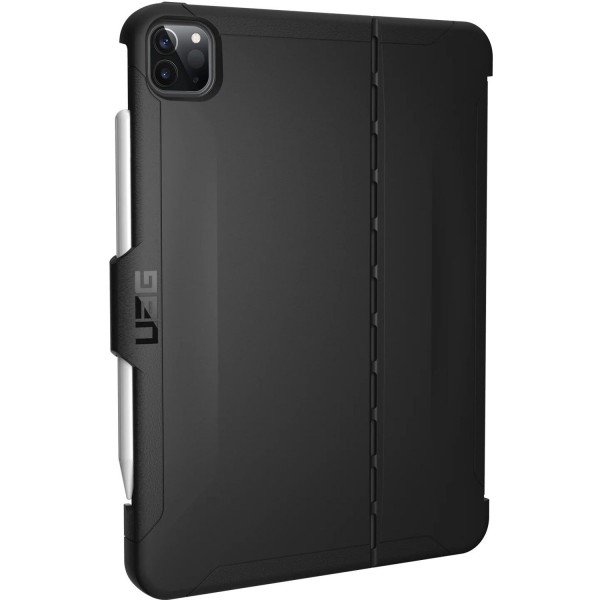"Urban Armor Gear Scout Series Case for iPad Pro 11"" 2nd Gen - Black, 122078114040"