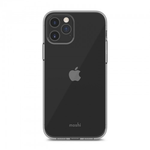Moshi Vitros Clear Case for iPhone 12/12 Pro - Crystal Clear