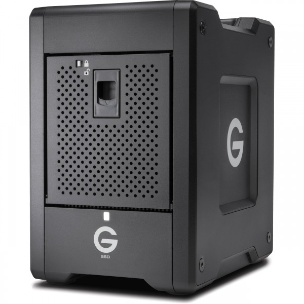 G-Technology 8TB (8 x 1TB) G-SPEED Shuttle 8-Bay Thunderbolt 3 SSD RAID Array , GT0G10188