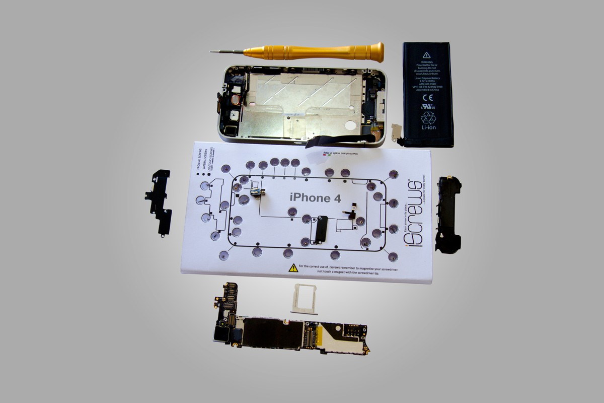 iScrews for iPhone 3G/3GS, ISCREWS-3