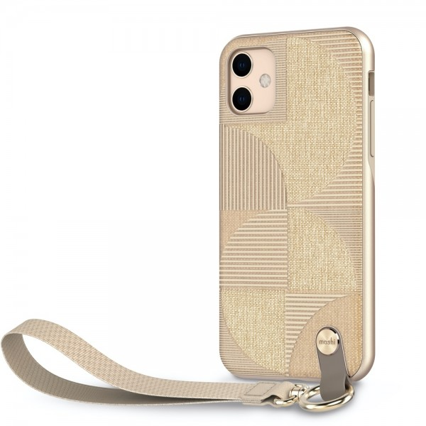 **DISCONTINUED** Moshi Altra for iPhone 11 (SnapTo) - Beige, 99MO117304