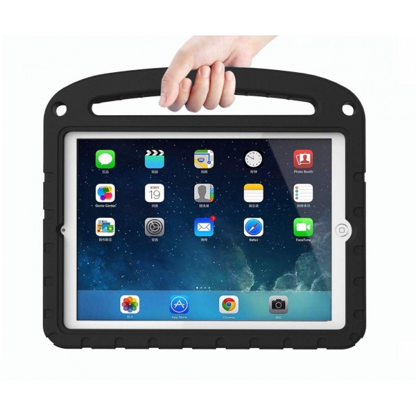 Kids Case for iPad Mini 5 4 3 2 1 - Light Weight Shock Proof Convertible Handle Stand Kids Case for New iPad Mini 5 2019, Mini 4th Generation, iPad Mini 3, iPad Mini 2, iPad Mini - Black, B07R8Z76HV