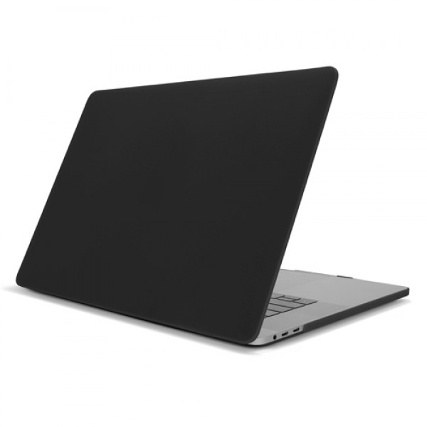 "NewerTech NuGuard Snap-on Laptop Cover for 15"" MacBook Pro (2016 - Current) - Black, NWTNGSMBPC15BK"