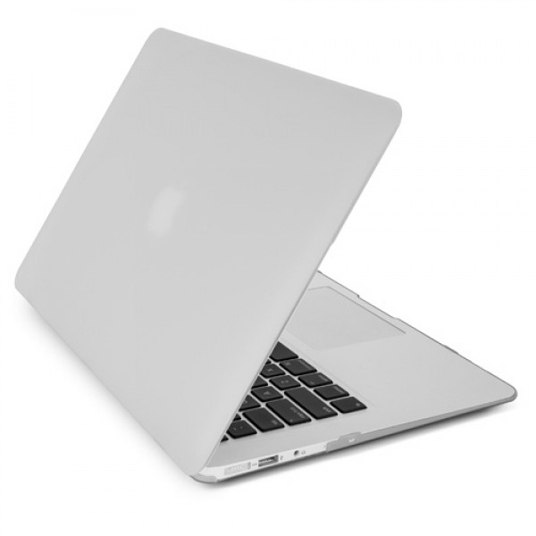 "NewerTech NuGuard Snap-On Laptop Cover for 13"" MacBook Air (2010-2017) - Clear, NWTNGSMBA13CL"