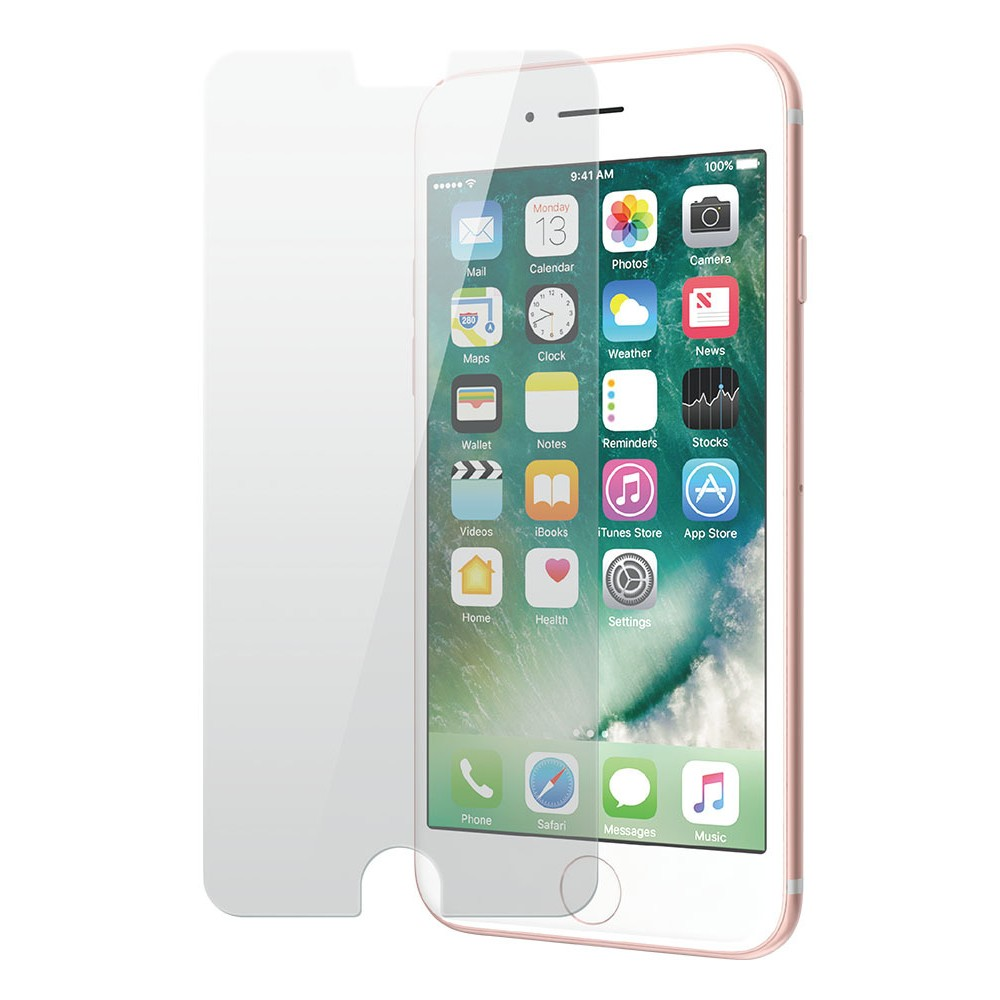 Power Support Glass Film ST High-Clear for iPhone 7/8/SE (2nd Gen), PBY-03