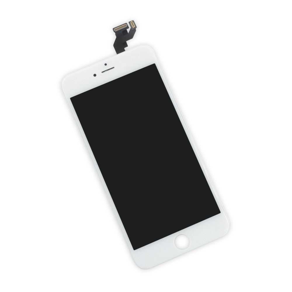 iPhone 6s Plus LCD Screen and Digitizer Full Assembly - White, I6SB-034W