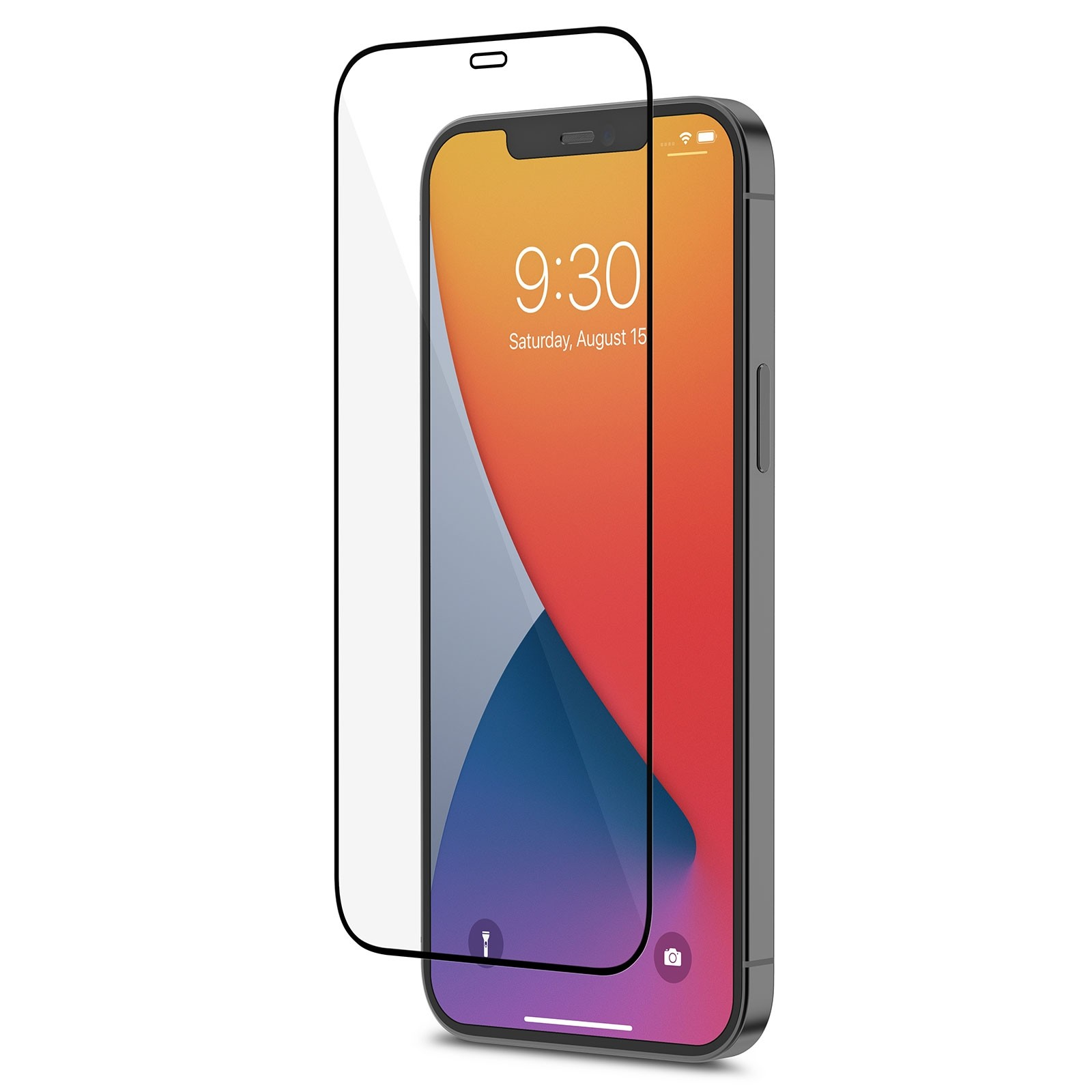 Moshi AirFoil Pro for iPhone 12 Pro Max - Black , 99MO044913