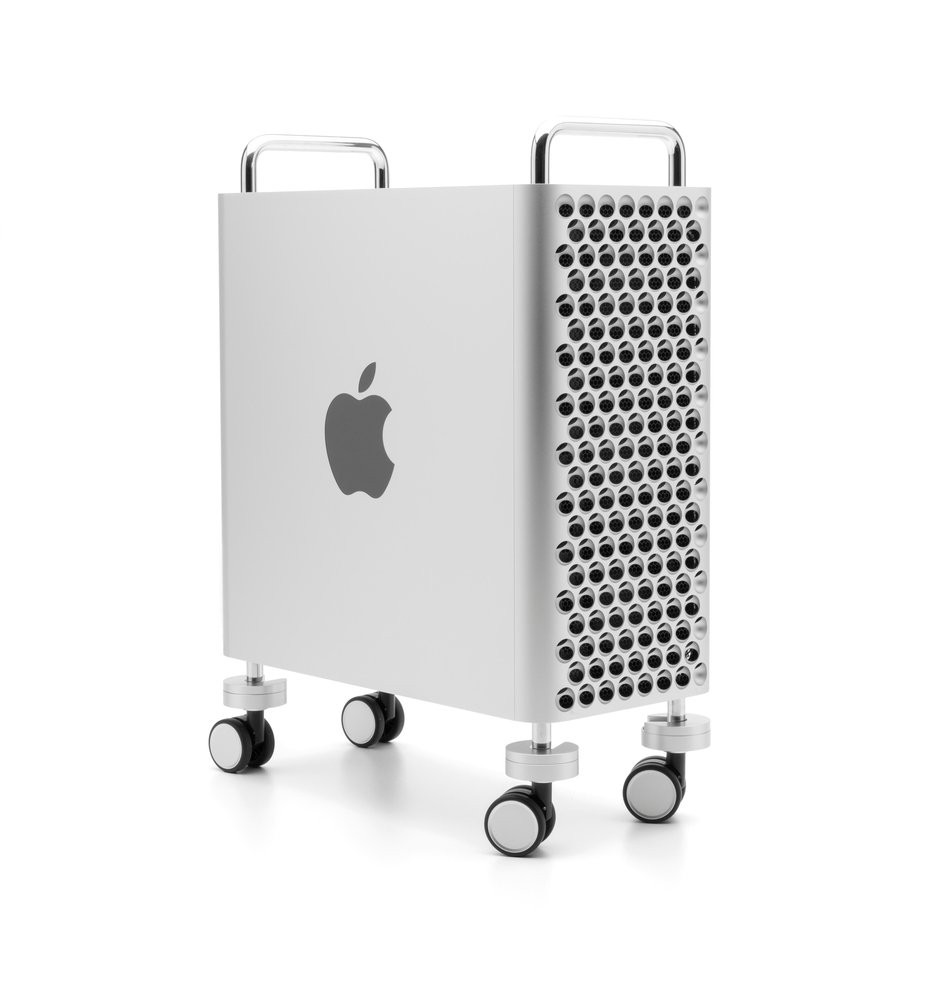 OWC Rover Pro Wheels Kit for Mac Pro (2019), OWCMP19RVPWHLS