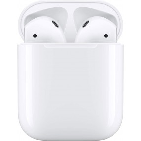 Apple AirPods 2 (Latest Model/Version) Wireless Bluetooth Headphones/Earbuds with Charging Case