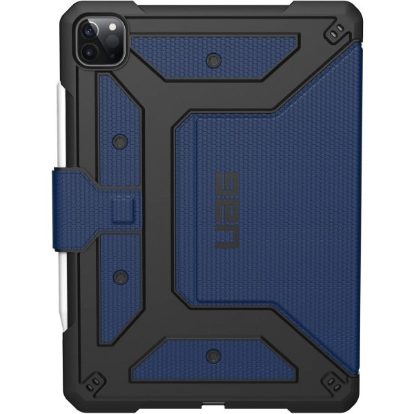 "Urban Armor Gear Metropolis Case for iPad Pro 12.9"" (4th Gen) - Cobalt, 122066115050"
