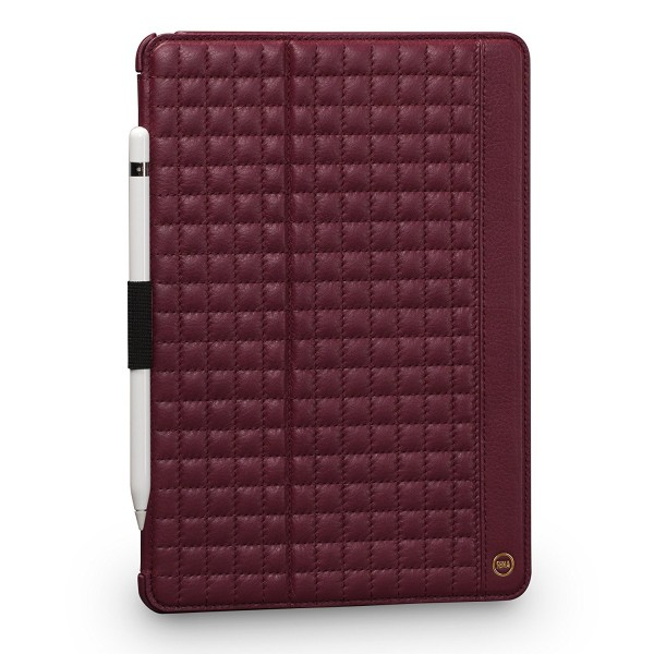 "Sena Isa Future Folio Leather Case for iPad Pro 10.5"" / Air 3 - Bordeaux, SHD30205AMUS-50R"