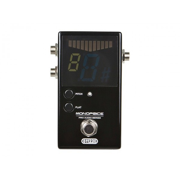 Chromatic Pedal Tuner, GUIT-611220