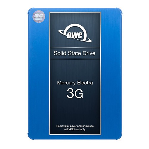 120GB OWC Mercury Electra 3G SSD Solid State Drive - 7mm