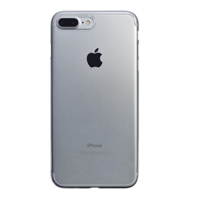Power Support Air Jacket for iPhone 7 Plus/8 Plus - Clear, PBK-71