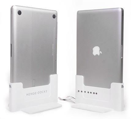 Hengedock for 13-inch MacBook, Version B  White Plastic Unibody  Mid 2009 - Current