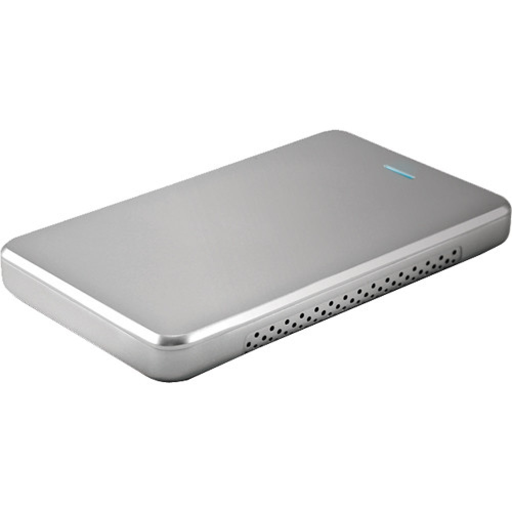 0GB OWC Express USB 3.0 Silver Portable External Hard Drive Enclosure, OWCES-U3-SL