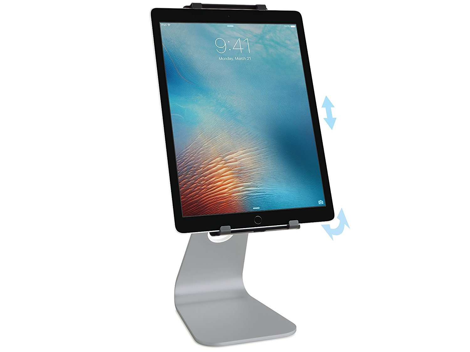 "Rain Design mStand Tabletpro 12.9""- Space Gray, RAI10064"